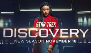 Снимка за публикацията 'Star Trek: Discovery': Премиерна дата + трейлър на сезон 4!