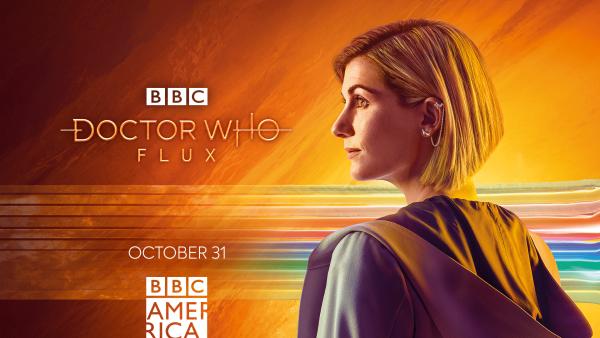 Снимка за 'Doctor Who: Flux': Премиерна дата и тийзър!
