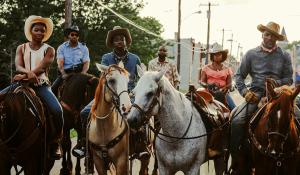 Ново от Netflix: 'Concrete Cowboy' picture