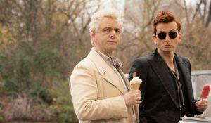 Снимка за публикацията 'Good Omens' - подновен за 2-ри сезон!