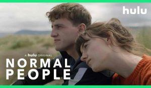 Трейлър на драмата Normal People по Hulu picture
