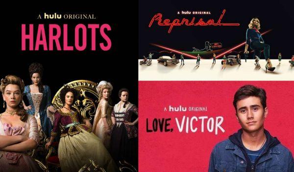 Hulu прекрати Harlots и Reprisal, и промени датата на премиерата на Love, Victor снимка