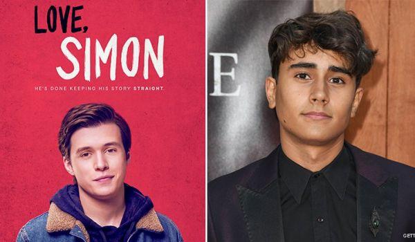 """Майкъл Чимино ще играе главна роля в сериала """"С обич, Саймън"""" по Disney+ снимка"""