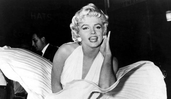 Вижте актьорският състав за биографичният филм на Мерилин Монро снимка