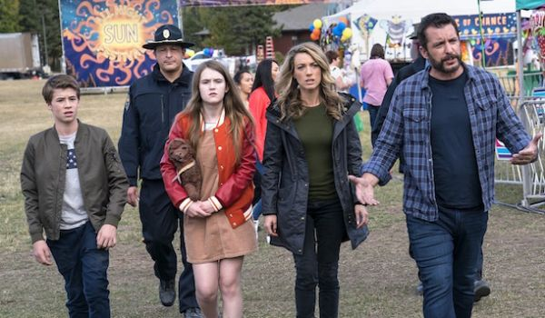 """""""The Detour"""" прекратен след четири сезона по TBS снимка"""