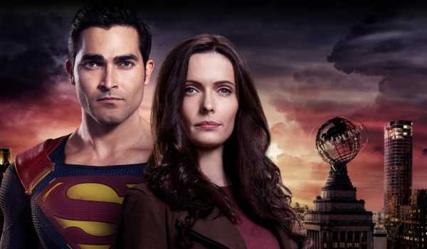 Нов сериал - Superman and Lois снимка