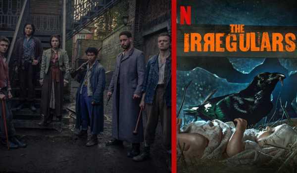 Sherlock Homes Spin-off 'The Irregulars' снимка