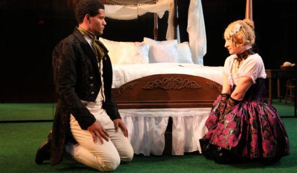 """Пиесата """"Slave Play"""" идва в театъра на Broadway. снимка"""