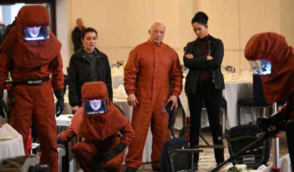 Новият сериал на NBC - Debris снимка