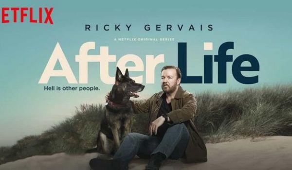 Третият сезон на After Life ще е последният снимка